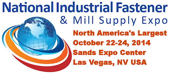 National Industrial Fastener & Mill Supply Expo 2014